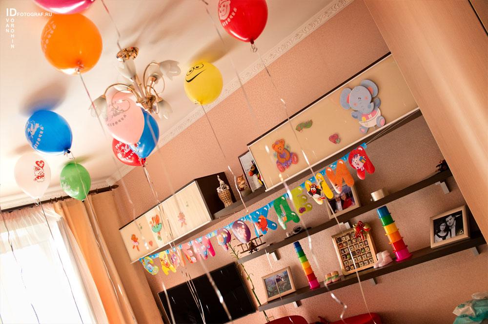 Как украсить комнату для беременных 19
